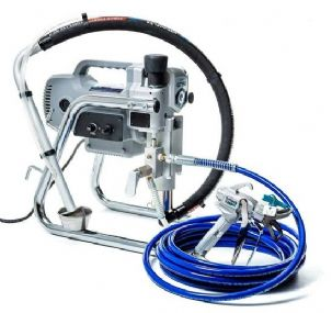 Qtech QT190 Airless Paint Sprayer | paints4trade.com